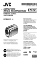 JVC GZ-MIG670 Camcorder Manual, Page 1