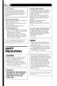 JVC GR-DVX PRO Camcorder, Page 2