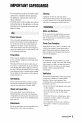 Sony HDR-HC5 Manual, Page #3