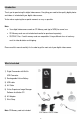 Preview of Vivatar DVR 892HD, Page 3