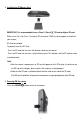 Vivatar DVR 892HD Manual, Page 8