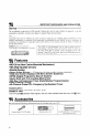 Sharp VC-A200X VCR Manual, Page 4