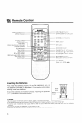 Preview Page 6 | Sharp VC-A200X VCR Manual