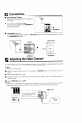 Sharp VC-A200X VCR Manual, Page 7