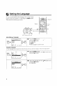 Sharp VC-A200X VCR Manual, Page 8