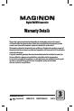 MAGINON DV-300 Camcorder Manual, Page 2