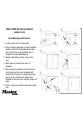 Page #3 of Master Lock 3685 Manual