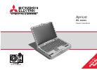 Mitsubishi Electric Apricot AL Series Owner's Handbook Manual 80 pages