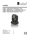 Luxibel LX200Z Operation & User's Manual 49 pages