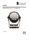 Luxibel LX119 Operation & User's Manual 11 pages