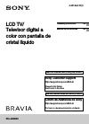 Sony Bravia KDL-22EX350