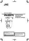 JVC VN-H557U Instructions Manual 36 pages