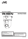 JVC VN-H557U Instructions Manual 99 pages