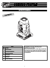 Clay Paky C61505 Instruction Manual 20 pages