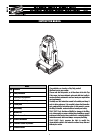 Clay Paky C61381 Instruction Manual 36 pages