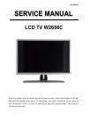 Dell W2606C