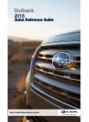 Subaru 2016 Outback