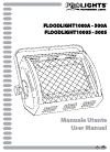 ProLights 1000A Operation & User's Manual 28 pages
