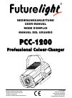 Future light PCC-1200 Operation & User's Manual 83 pages