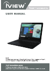 IVIEW MAXIMUS Pro Operation & User's Manual 16 pages