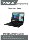 IVIEW MAXIMUS II Quick Start Manual 16 pages