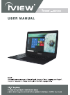 IVIEW i330nb Operation & User's Manual 16 pages