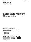 Sony PMW400K