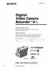 Sony DCR-TRV19  de instrucciones /  de instruções